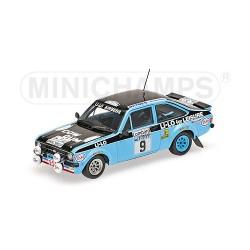 Ford Escort II RS 1800 RAC Rallye 1978 Minichamps 400788409