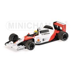 McLaren Honda MP4/6 1991 Ayrton Senna Minichamps 540914301