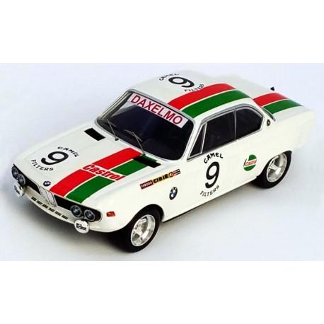 BMW 2800 CS 9 24 Heures de Spa Francorchamps 1971 Trofeu TRORRBE16