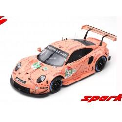Porsche 911 RSR 92 24 Heures du Mans 2018 Spark 12S012