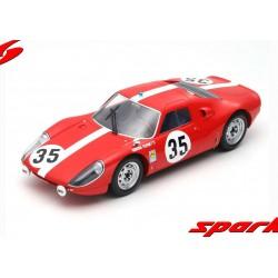 Porsche 904 GTS 35 24 Heures du Mans 1964 Spark 12S017