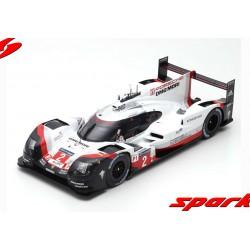 Porsche 919 Hybrid 2 Winner 24 Heures du Mans 2017 Spark 12LM17