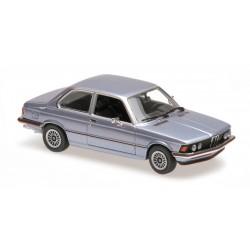 BMW 323I 1975 Light Blue Metallic Minichamps 940025472