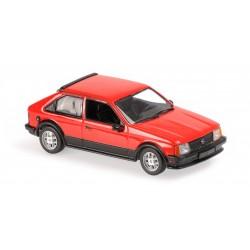 Opel Kadett D SR 1982 Red Maxichamps 940044121
