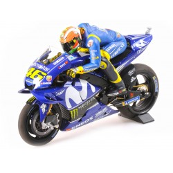 Yamaha YZR M1 46 Moto GP Mugello 2018 Valentino Rossi Minichamps 122183146