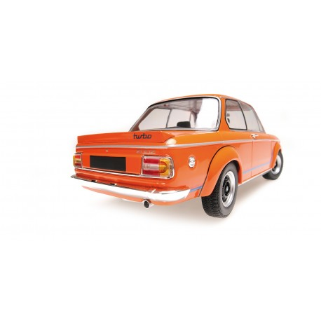 BMW 2002 Turbo 1973 Orange Minichamps 155026202