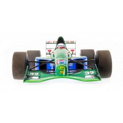 Jordan Ford 191 F1 Japon 1991 Alessandro Zanardi Minichamps 110910332