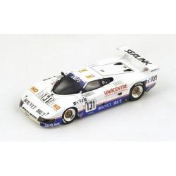 Spice SE 87C 131 24 Heures du Mans 1988 Spark S3587