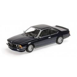 BMW 635 CSI 1982 Blue Metallic Minichamps 155028101