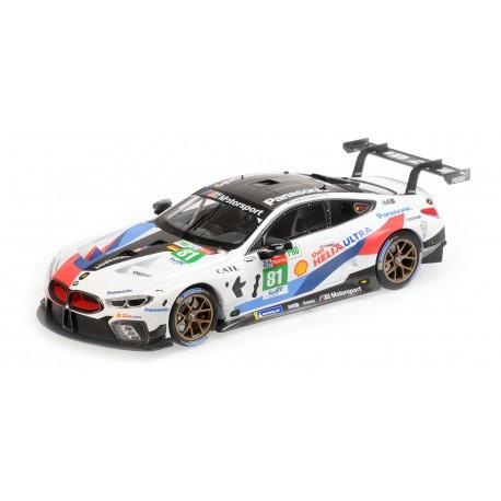 BMW M8 GTE 81 24 Heures du Mans 2018 Minichamps 155182981