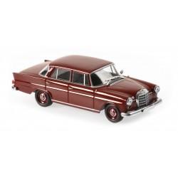 Mercedes Benz 190 1961 Dark Red Maxichamps 940037201
