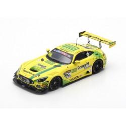 Mercedes AMG GT3 999 3ème 12 Heures de Bathurst 2019 Spark AS035