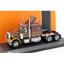 Peterbilt 359 1980 Metallic Brown IXO TR043