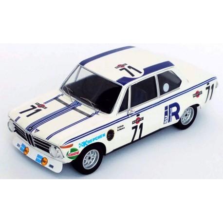 BMW 2002 71 24 Heures de Spa Francorchamps 1973 Trofeu TRORRBE17