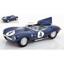 Jaguar Type D 4 24 Heures du Mans 1956 CMR CMR142118034