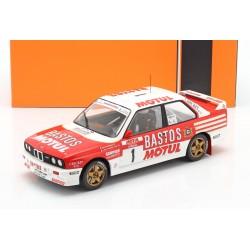 BMW E30 M3 1 Tour de Corse 1988 Beguin Lenne IXO 18RMC040A