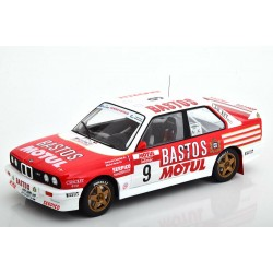 BMW E30 M3 9 Tour de Corse 1988 Chatriot Perin IXO 18RMC040B