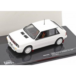 Lancia Delta HF Integrale 16V Plain Body Version 1989 White IXO MDCS026