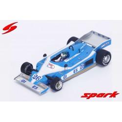 Ligier JS9 F1 Monaco 1978 Jacques Laffite Spark S4816