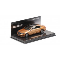 Maybach Brabus 900 Basis Mercedes Maybach S600 Gold Metallic 2016 Minichamps 437035422