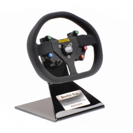 Volant Steering Wheel 1/2 Benetton Ford B194 F1 1994 Michael Schumacher Minichamps 200941605