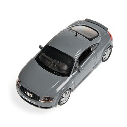 Audi TT Coupé Grise Métalisée 1999 Minichamps 430017255
