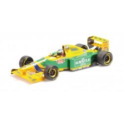 Benetton Ford B193 F1 Allemagne 1993 Michael Schumacher Minichamps 510932805