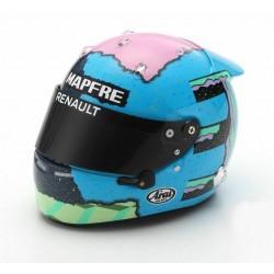 Casque Helmet 1/5 Daniel Ricciardo Renault F1 2019 Spark S5HF036