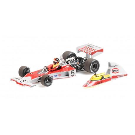 McLaren Ford M23 F1 World Champion 1974 Emerson Fittipaldi Minichamps 436740005