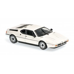 BMW M1 1979 White Minichamps 940025022