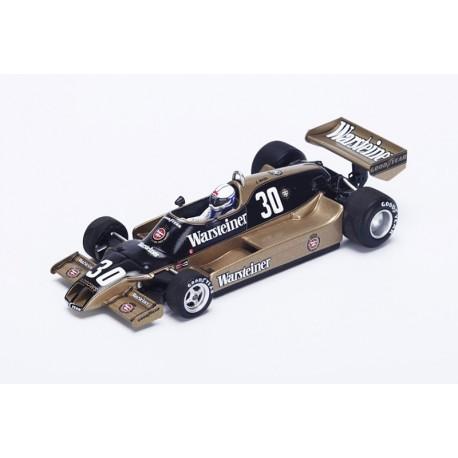 Arrows A1 F1 Monaco 1979 Jochen Mass Spark S3904