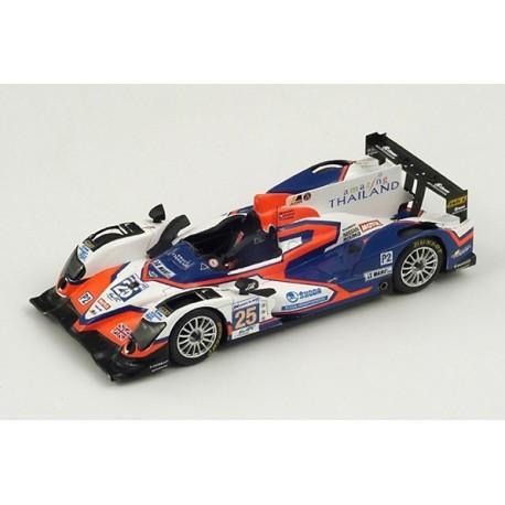 Oreca 03-Nissan 25 24 Heures du Mans 2012 Spark S3711