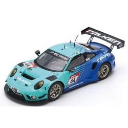 Porsche 911 GT3 R 991.2 44 24 Heures du Nurburgring 2019 Minichamps 155196044
