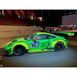 Porsche 911 GT3 R 991.2 1 24 Heures du Nurburgring 2019 Minichamps 155196001