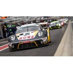 Porsche 911 GT3 R 991.2 98 24 Heures de Spa Francorchamps 2019 Minichamps 410196098