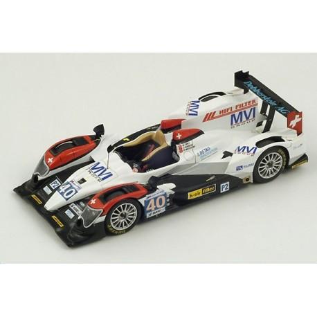 Oreca 03-Judd 40 24 Heures du Mans 2012 Spark S3719