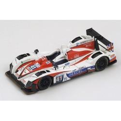 Zytek Z11NS Nissan 41 24 Heures du Mans 2012 Spark S3720