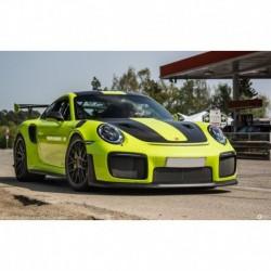 Porsche 911 991.2 GT2RS Golden Magnesium Wheels 2018 Green Minichamps 155068306