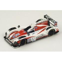 Zytek Z11NS Nissan 42 24 Heures du Mans 2012 Spark S3721