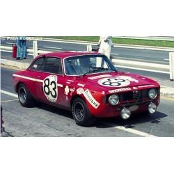 Alfa Romeo GTA 1300 83 24 Heures de Spa Francorchamps 1972 Minichamps 155722283