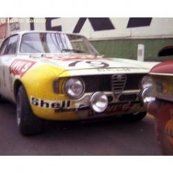 Alfa Romeo GTA 1300 79 24 Heures de Spa Francorchamps 1971 Minichamps 155711279