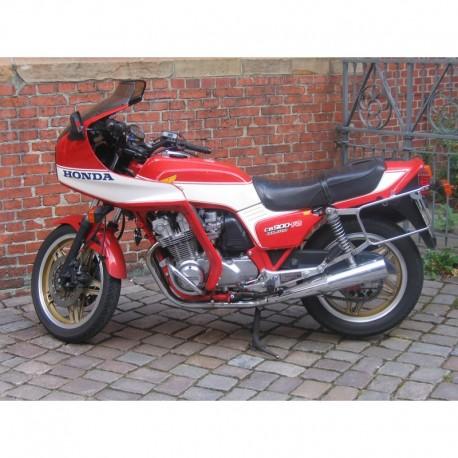 Honda CB 900 F Bol D'or 1978 Red Minichamps 122161901