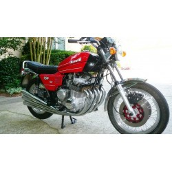 Benelli 750 SEI 1975 Dark Red Minichamps 122123002