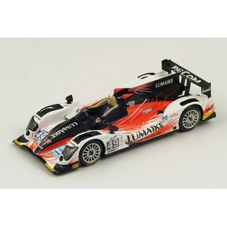 Oreca 03-Nissan 49 24 Heures du Mans 2012 Spark S3727