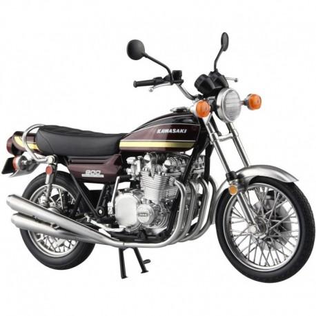 Kawasaki 900 Z1 Super 4 1972 Petrol Minichamps 122164102