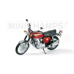 Honda CB 750 K0 1969 Red Metallic Minichamps 062161000