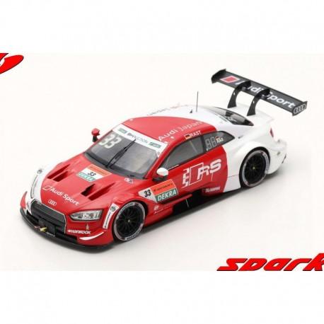 Audi RS5 33 Super GT DTM Dream Race Fuji 2019 Rene Rast Spark SG453