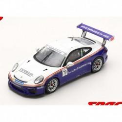 Porsche Carrera Cup 70 PCC Scandinavie 70ème anniversaire Porsche 2018 Stig Blomqvist Spark S4520