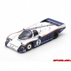 Porsche 962C 2 24 Heures du Mans 1985 3ème Spark S4087