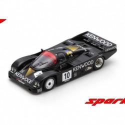 Porsche 962C 10 24 Heures du Mans 1986 Spark S7509